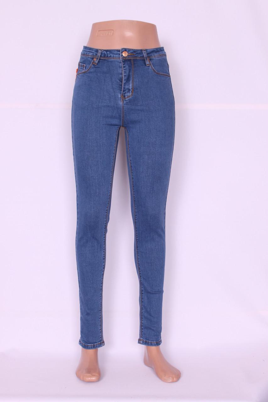 66f2850da6f Женские джинсы с завышенной талией Dezi 25-30 размер (код 960) - Интернет
