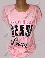 Летние футболки для женщин