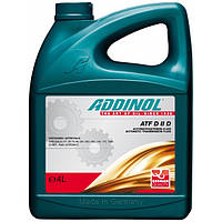 ADDINOL ATF D II D 4л канистра