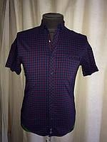 Мужская рубашка в среднюю клетку ANG