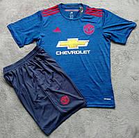 Футбольная форма Манчестер Юнайтед 2016-2017