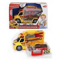 Машинка с инструментами Dickie 3726004