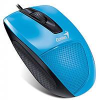 Мышка Genius DX-150X USB Blue/Black (31010231102)