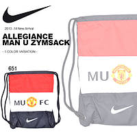 Сумка - рюкзак Nike Manchester United Gym Sack, фото 1