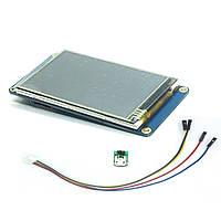 """Nextion NX4024T032 -  3.2"""" сенсорний HMI TFT LCD дисплей, фото 1"""