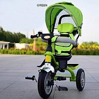 Велосипед детский 3-х колёсный 5388, 4 цвета