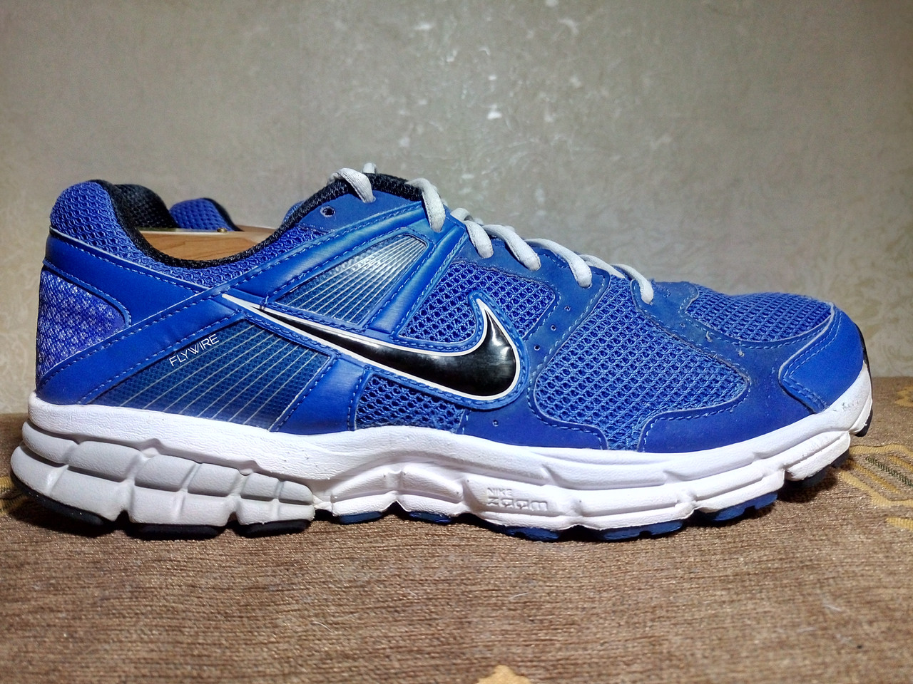 b004557b4289 Nike Zoom Flywire Structure 14 кроссовки. 43 р. -