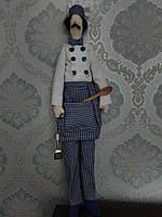 Кукла тильда Повар