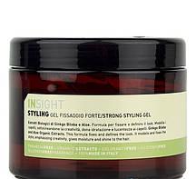 Инсайт Гель сильной фиксации для волос, 500 мл