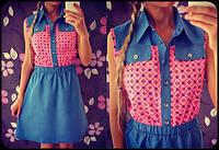 Платье  джинсовое. Платья. Магазин одежда. Одежда интернет. Женская одежда.