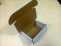 Коробка с крышкой замком 140/110/57мм