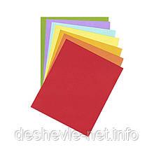 Бумага для пастели Tiziano B2 (50*70см), № 03 banana, 160г/м2, бежевый, среднее зерно, Fabriano