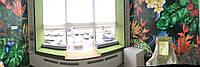 Текстильное оформление в офисном помещении 5
