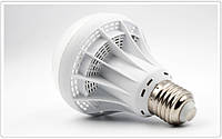 Яркая! 9W Е27 Экономная светодиодная лампа! LED лампа! КАЧЕСТВО!, Хит продаж