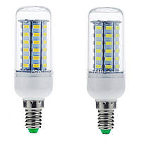 18W Е27, Е14 56LED Экономная светодиодная лампа! (белый и тёплый) LED лампа Качество!, Хит продаж