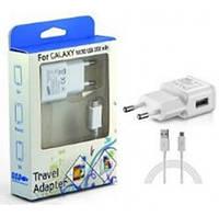 СЗУ Samsung original micro USB 1000mAh + кабель MICRO