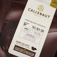 Шоколад горький №70-30-38(Strong), 70% (Barry Callebaut), 100 гр.