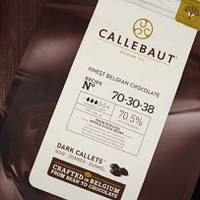 Шоколад горький №70-30-38(Strong), 70% (Barry Callebaut), 100 гр., фото 1