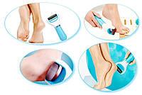 Электрическая роликовая пилка для ног, стоп и пяток SCHOLL Velvet Soft! Качество!, Хит продаж
