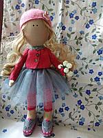 Кукла Маша идёт в гости