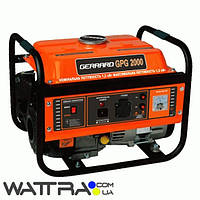 Электрогенератор бензиновый Gerrard GPG 2000 (1,2квт) (1ф)