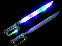 Светящий музыкальный меч