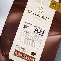 Шоколад молочный №823(Select), 33,6% (Barry Callebaut), 100 гр.