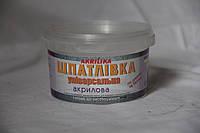 Akrilika Шпатлевка универсальная, 0,4 кг (дуб, сосна,орех)