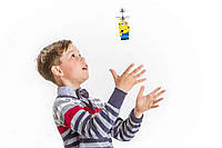 Летающий миньон, интерактивная игрушка - вертолёт, Хит продаж