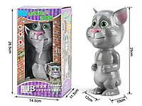 Говорящий Кот Том - интерактивная детская игрушка, Хит продаж