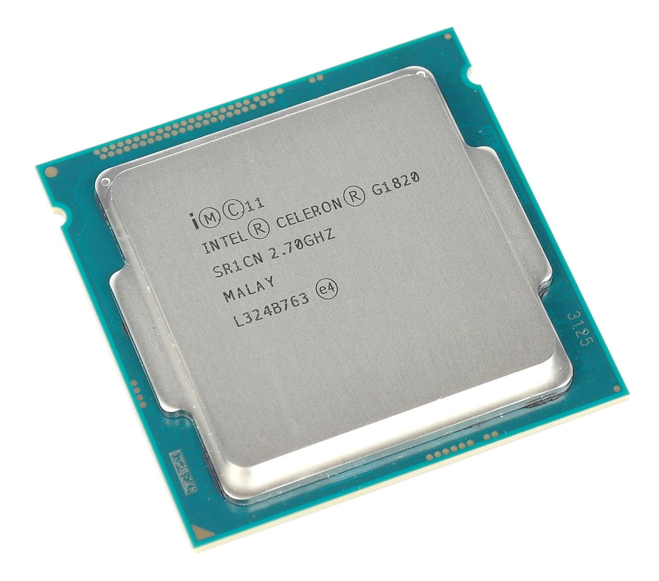 "Процессор Intel Celeron G1820 BX80646G1820 2.7GHz Socket 1150 OEM ""Over-Stock"" Б/У"