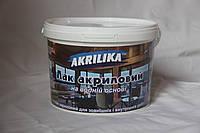 Akrilika Лак акриловый на водной основе (5,0 kg)