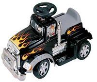 Детский мини-электромобиль грузовик на аккумуляторе SC-879A-BLACK