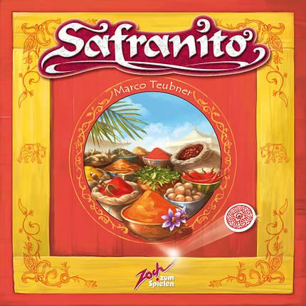 Настольная игра Safranito (Шафранито), фото 2