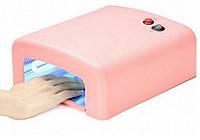 Ультрафиолетовая лампа для наращивания ногтей с таймером, 36Вт , Хит продаж