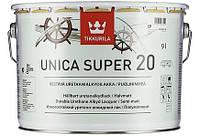Лак Unica Super Tikkurila для дерева Уника Супер, 9л полумат