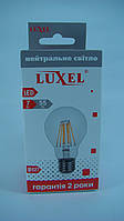 Лампа светодиодная LUXEL LED-072-N 7W filament