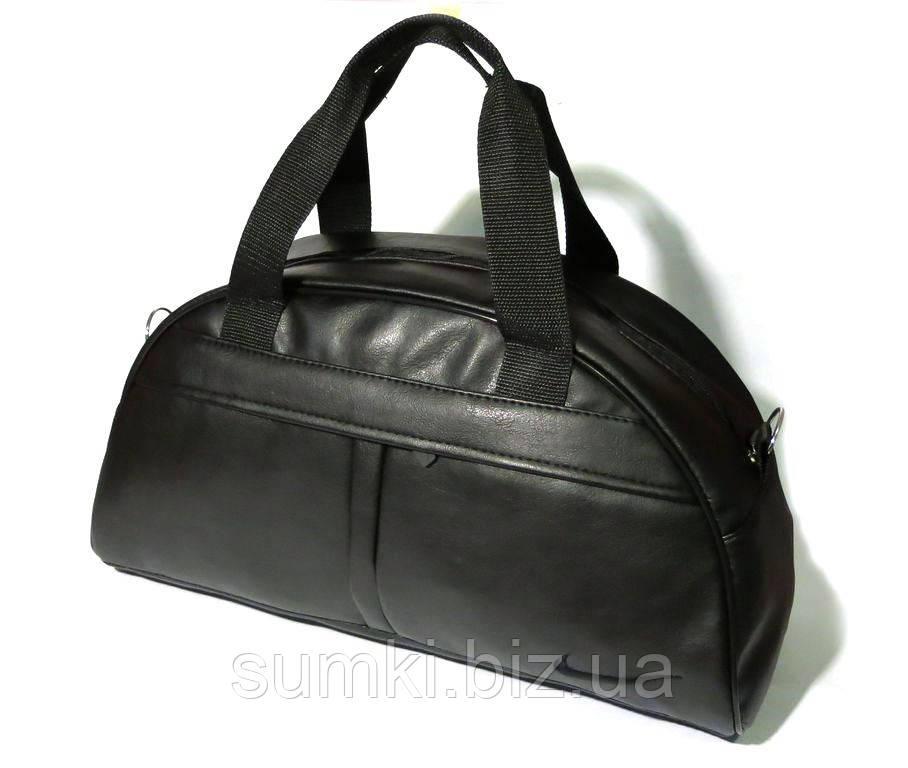 Черные спортивные сумки