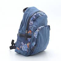 Рюкзак джинсовый универсальный женский L. Pigeon