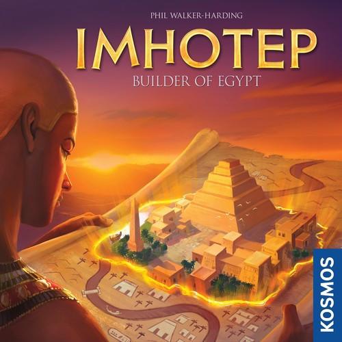 Настольная игра Imhotep (Имхотеп)