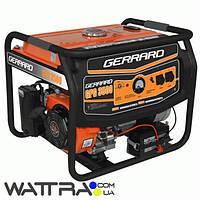 Электрогенератор бензиновый Gerrard GPG 3500 (2.5квт) (1ф)