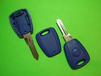 Fiat - заготовка ключа под чип и TPX, GT15R