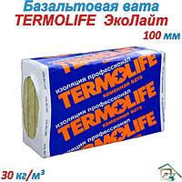 ТермоЛайф Еко Лайт 100*600*1000 пл.30 (32уп./пал., упак. 3,6м2, 0,36м3)