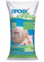 БВМД профимикс медиум  плюс 20% для поросят 25-60 кг , 25кг
