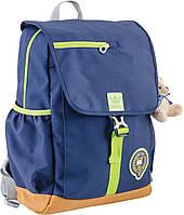 Рюкзак подростковый ортопедический ТМ 1 Вересня OX 318, синій, 26*35*13, фото 1