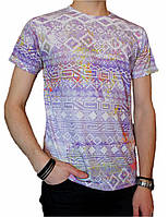Мужская футболка №3448-1