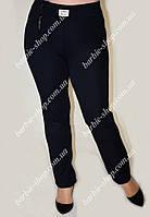 Классические женские брюки большого размера 8033
