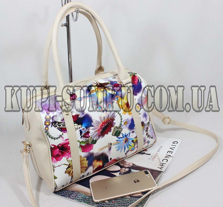 57c7bb1378dd Яркая летняя женская брендовая сумка с цветочным принтом - Интернет-магазин