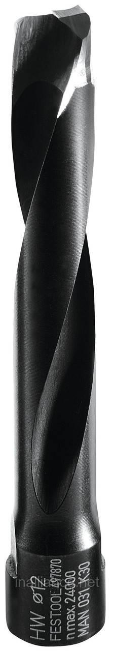 Фреза Domino D 12-NL 70 HW-DF 700, оригинал, для фрезера DF 700 Domino Festool 497870