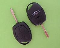 Ford - remote key 433 Mhz 3 кнопки, FO21 4D60 (автозакрытие)
